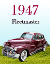 Chevrolet Fleetmaster 1947